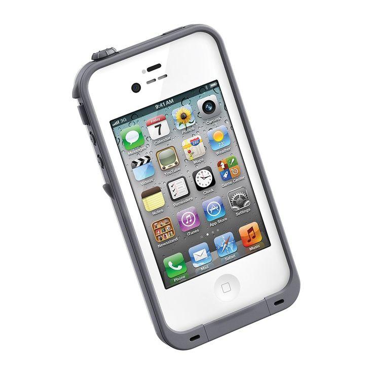 Αδιάβροχη Θήκη Waterproof Case Red Pepper - Άσπρο (iPhone 5/5s) - myThiki.gr - Θήκες Κινητών-Αξεσουάρ για Smartphones και Tablets - Χρώμα Λευκό
