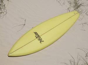 McCoy Single Fin Surfboard