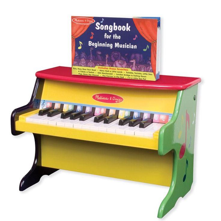 melissa and doug piano songbook pdf