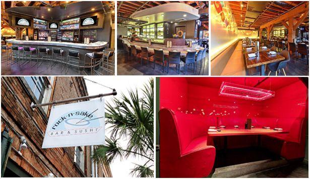 Rock-n-Sake Bar & Sushi :: New Orleans