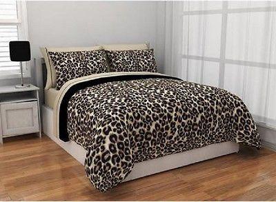 Cheetah Bedroom Ideas