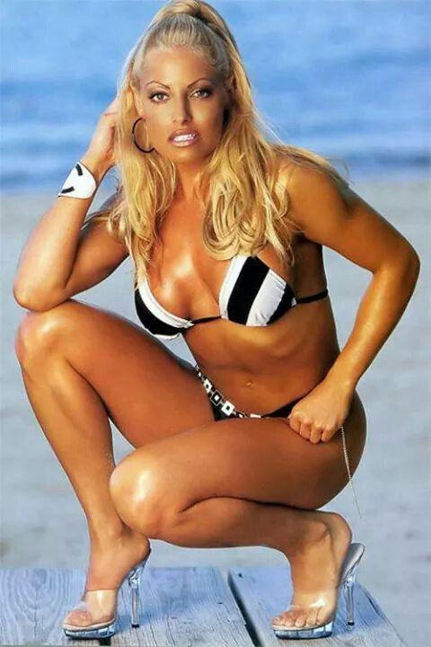 Trish Stratus In A Bikini 58