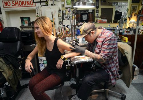 Mapped! 12 LA Tattoo Parlors for Scoring Spectacular Ink