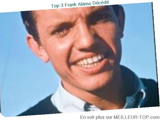 MEILLEUR TOP 3 FRANK ALAMO DECEDE 2012 - AVIS DE DECEMBRE