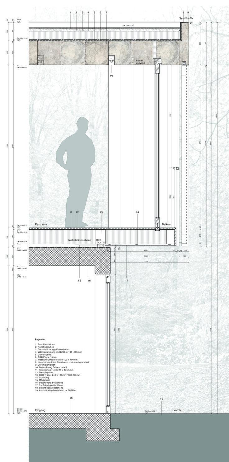 7 Best Interior Detail And Section Images On Pinterest Tree Rings Diagram Buildllcveneersdiagram01 Gallery Of Trublerhtte Rossetti Wyss Architekten 15