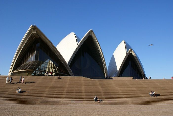 Sydney City, Opera House