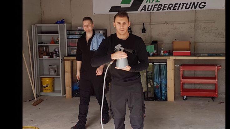 Fahrzeugaufbereitung von TJ KFZ Aufbereitung Homburg / Bexbach