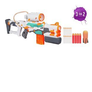 Buy Nerf Modulus Tri Strike at Argos.co.uk, visit Argos.co.uk to shop online for Action toys and blasters, Blasters, launchers and accessories