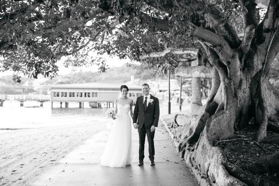 Elegant Watsons Bay Wedding - Polka Dot Bride