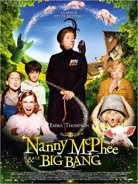 film Nanny McPhee Et Le Big Bang 2010 en streaming
