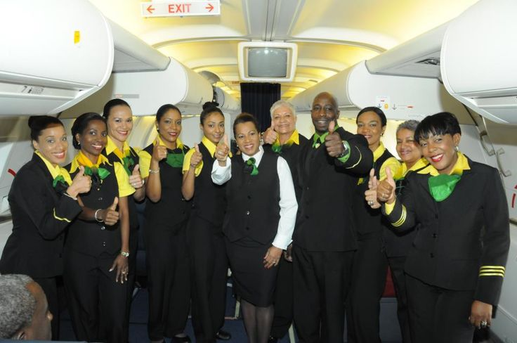 Fly Jamaica Jamaica !!!! Pinterest Air jamaica, Flight - air france flight attendant sample resume