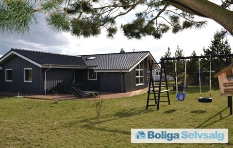 Syrenvej 8, Stauning, 6900 Skjern - Naturskønt beliggende sommerhus #fritidshus #sommerhus #skjern #selvsalg #boligsalg #boligdk
