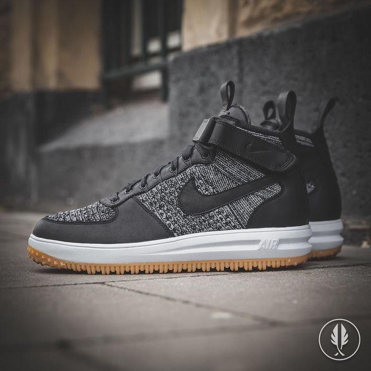 """Nike Lunar Force 1 Flyknit Workboot"" Wolf Grey | US 7.0 - 12.0 | 199.95 | Now Live @afewstore | @nike @nikesportswear @flyknitclub #Nike #LunarForce1 #Flyknit #Workboot #teamafew #klekttakeover #womft #sneakerheads #sadp #sneakersaddict #hypebeast #highsnobiety #modernnotoriety #basementapproved #sneakernews #snobshots #hskicks #hypefeet #kicksonfire #complexsneakers #sneakerfreaker #sneakerfreakergermany #praisemag #thedropdate #everysize"
