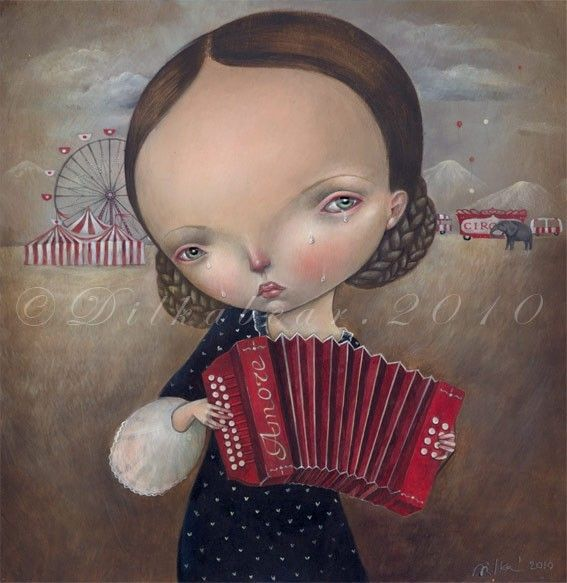 LOVE SONG 11/75 by Dilkabear on Etsy, €21.00