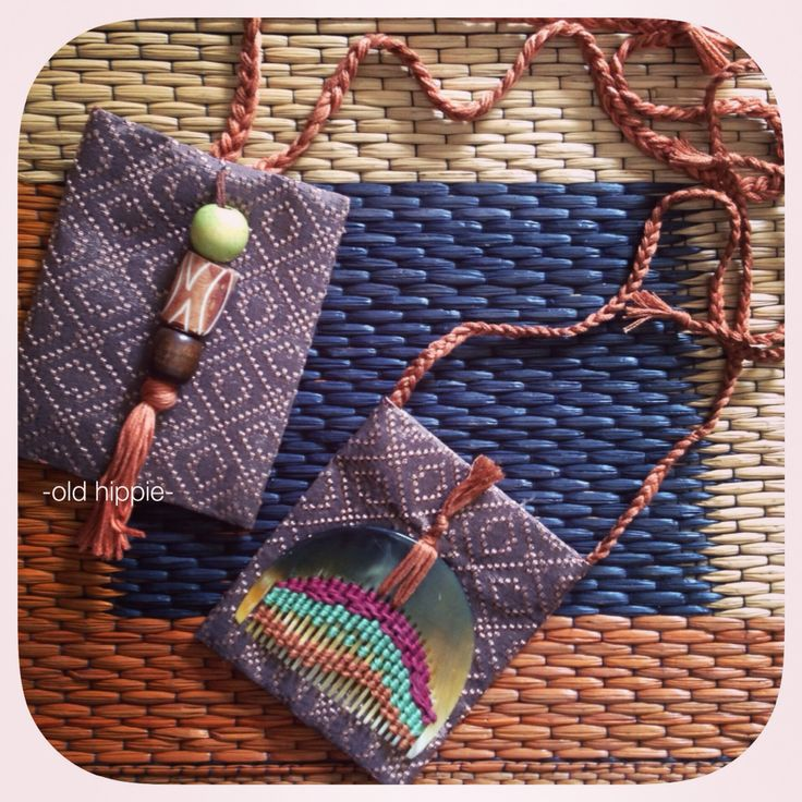 Indonesian tenun necklace for sale