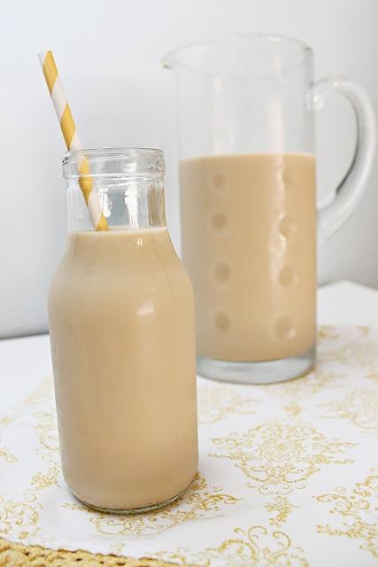 Skinny Vanilla Iced Cappuccino
