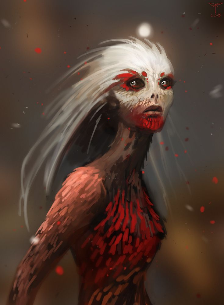 Parrot by *telthona on deviantART