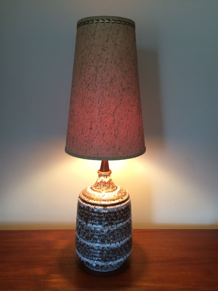 HUGE Maurice Chalvignac Lamp Base (Shade not included)