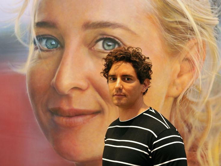 Vincent Fantauzzo - Asher's portrait