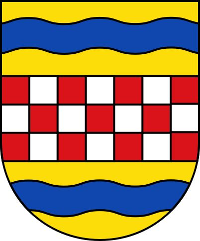 Coat of arms: Ennepe-Ruhr
