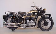 Matchless model x 1937