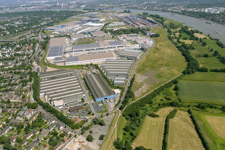 Industrie- & Logistikstandorte für jede Branche | Duisburger Hafen AG