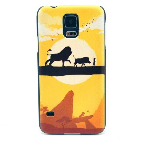 The Lion King hardcase hoesje voor Samsung Galaxy S5
