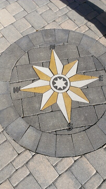 17 Best Images About Patio Medallions On Pinterest Stone