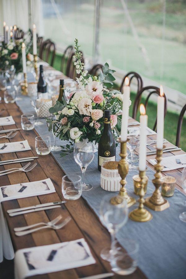 Rustic Bohemian Camping Wedding | Meredith Lord Photography on @paperandlacenz via @aislesociety