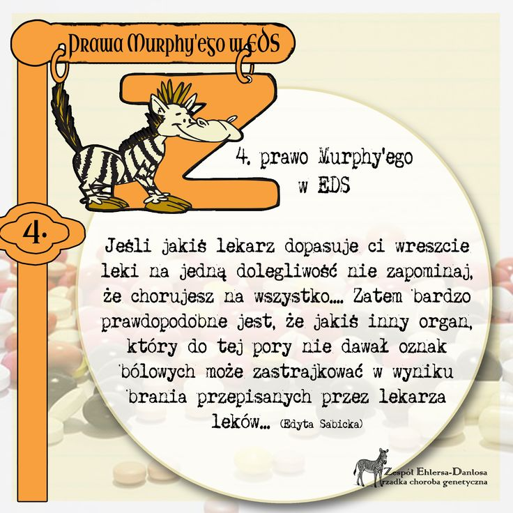 EDS, Ehlers-Danlos Syndrom, Zespół Ehlersa-Danlosa; stowarzyszenia chorych na EDS; radikulopatia