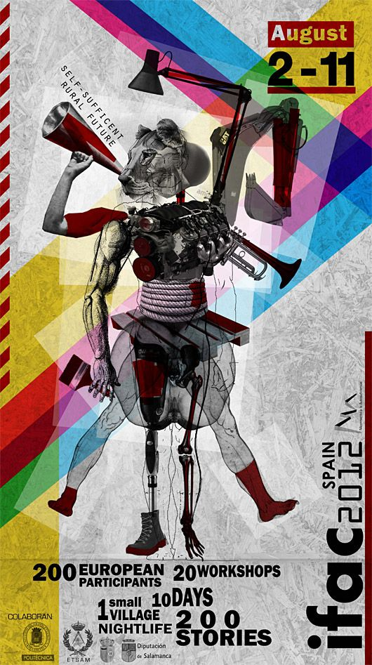 IFAC2012 - International Festival of Art and Construction