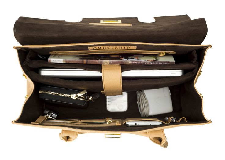 NEW! London Women's Laptop Bag - Pre-Order - GRACESHIP Laptop Bags for Women - 1