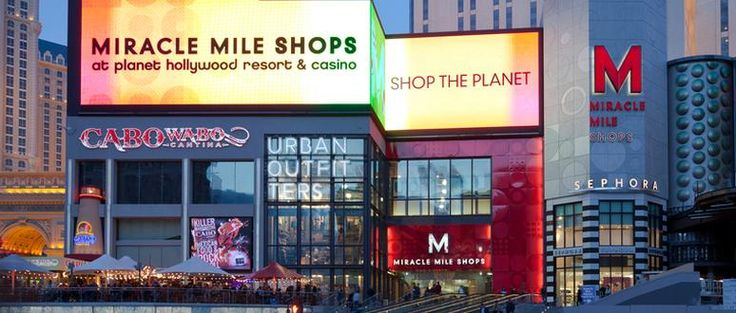 Miracle Mile Shops - Las Vegas Hotels, Shows, Restaurants, and Things to Do | LasVegas.com