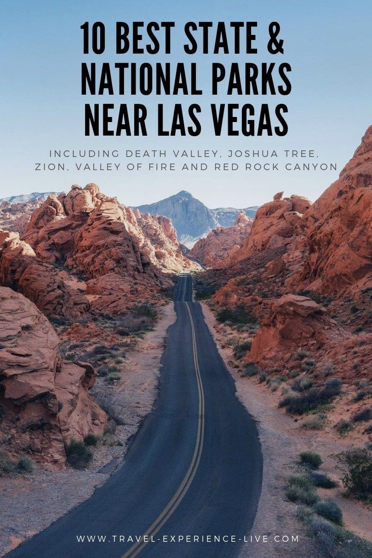 Best State and National Parks Near Las Vegas