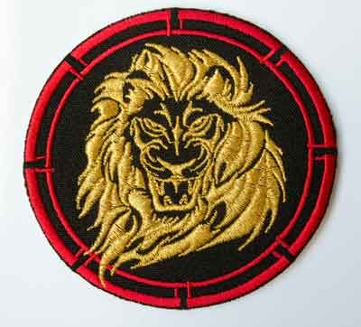 lion motorcycle patch - Google Search