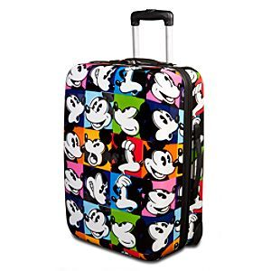 Disney Luggage - Sophisticated and Fun Carryons and Weekenders for Adults