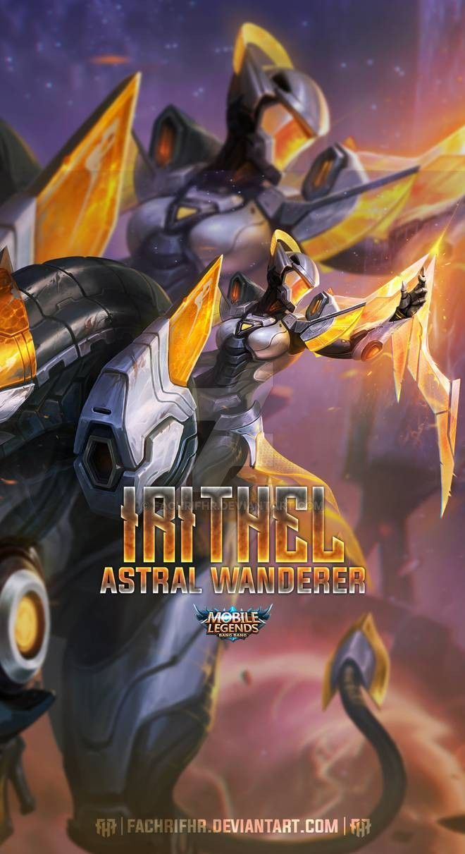 Irithel Astral Wanderer By FachriFHR On DeviantArt En 2020