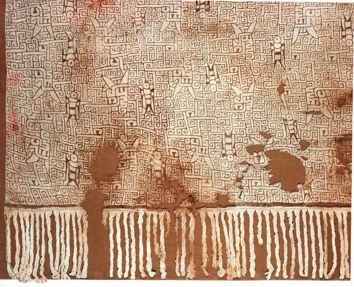 Manto Pintado – Museo Chileno de Arte Precolombino Museo Chileno de Arte…
