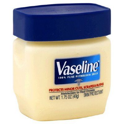 I was searching for ways to combat my poison ivy...but now I'm a convert for it's many uses!    Uses For Vaseline (Petroleum Jelly)