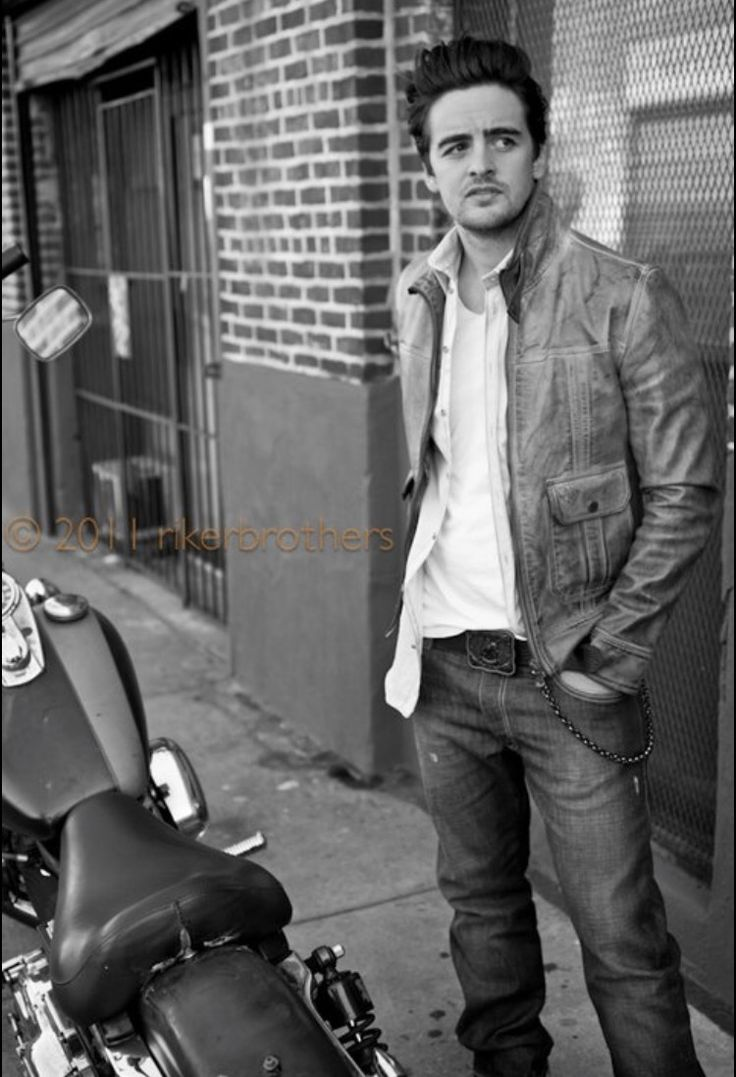 Vincent Piazza (Riker Brothers shoot)
