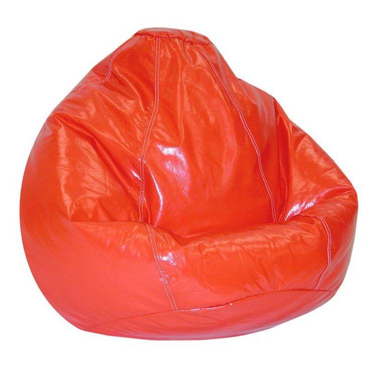 Fun Factory Wetlook Large Bean Bag Red - 30-1021-121