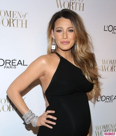 Pregnant Blake Lively Cooks Up a Storm: See the Cute Baby Bump Photo!
