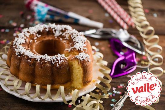 Ciambella di carnevale gluten free #senzaglutine #glutenfree