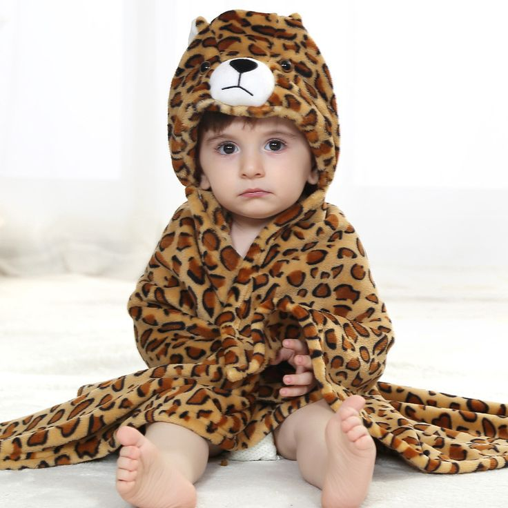 Леопард дизайн 3D детские прием одеяла горячие моды и высокого качества