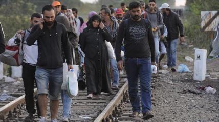 Oms: i migranti non mettono a rischio la salute pubblica