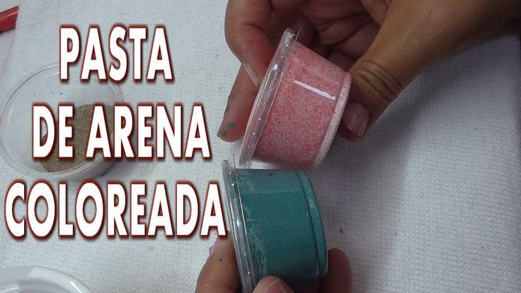 Quieres hacer tus propias pastas granuladas de colores?, sin casi costo y maravillosa, mira este video y comparte Entra en mi pagina de facebook y déjame tus...