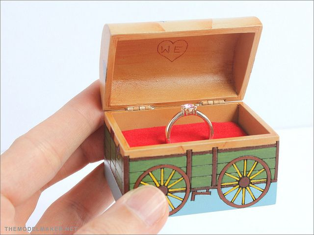 Toy Story Engagement Ring Box Aaaahhhhh