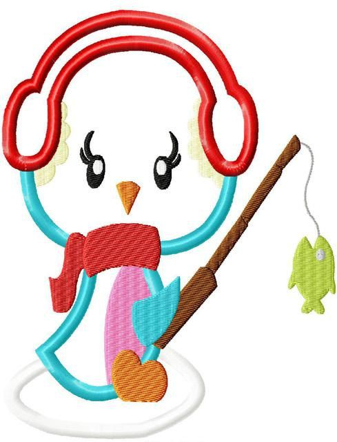 Ragazza inverno uccello pesca Appliqué Design  Disponibile nelle dimensioni 6 x 10, 5 x 7 e 8 x 8  xxx, pes, vp3, hus, cucire, jef, vip, exp e dst  Tipo di carattere e parole non inclusi    Opera darte di Jessica Sawyer Designs  www.etsy.com/shop/JessicaSawyerDesign    www.jazzyzebra.com  Non si tratta di un elemento fisico, cartamodello o una patch. Si tratta di un file per una macchina da ricamo.  Vi prego di inviarmi un messaggio se avete bisogno di un tipo di file di ricamo che ...