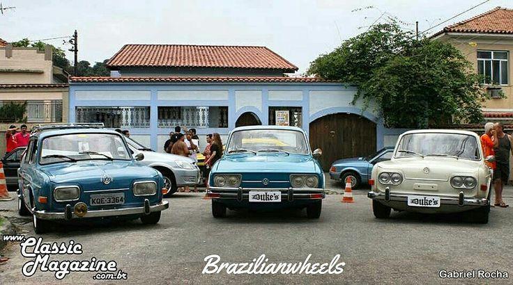 Old model VW Variant for Brazil