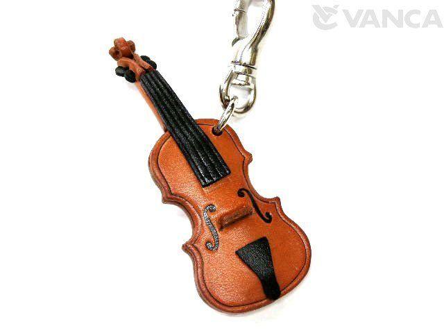 Handmade Leather Goods | Category : Fashion Items > Bag Charms | Violin Handmade Leather Goods ...